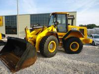 Loaders Wheel Loaders. 2008 JCB 436ZX 436ZX WHEEL