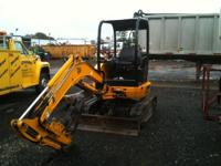 2008 JCB 8025 2008 JCB 8025 Some jobs call for serious