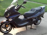 I have for sale a 2008 Jcl-MP250A Scooter. It has a