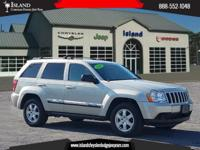 4.7L V8, 4WD. New Price! Gold 2008 Jeep Grand Cherokee