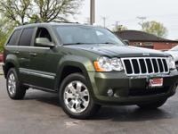 Jeep Green Metallic Clearcoat 2008 Jeep Grand Cherokee
