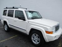 Options:  2008 Jeep Commander 4Wd 4D Wagon Sport