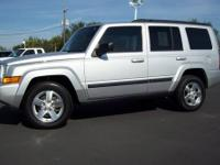 2008 Jeep Commander Sport 70K Mi.------Alloy wheels and