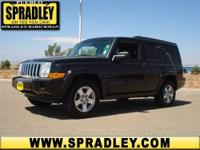 WOW! This is one hot offer! This 2008 Jeep Commander