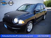 2008 Jeep Compass Sport ***** 4WD, 4-Wheel Disc Brakes,