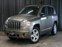 Come test drive this 2008 Jeep Compass! Recent