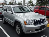Searching for a clean, well-cared for 2008 Jeep Grand