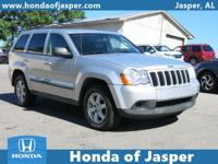 Options:  2008 Jeep Grand Cherokee Rwd 4Dr Laredo|Power