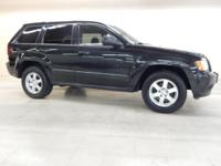 Options:  2008 Jeep Grand Cherokee Laredo|We Offer