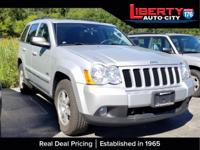 Bright Silver Metallic Clearcoat 2008 Jeep Grand