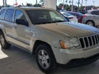 Light Graystone Pearlcoat 2008 Jeep Grand Cherokee