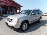 Options:  2008 Jeep Grand Cherokee Visit Auto Group