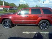 2008 Jeep Grand Cherokee Limited SUV This 2008 Jeep