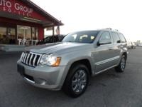 Options:  2008 Jeep Grand Cherokee Navigation! Boston