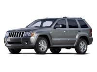 Options:  2008 Jeep Grand Cherokee Overland|Steel