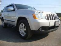 This 2008 Jeep Grand Cherokee Laredo 4WD is equipped