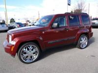 2008 Jeep Liberty 4dr 4x4 Sport Sport Our Location is: