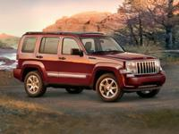 2008 Jeep Liberty Limited in Black custom features