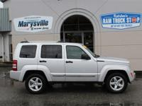 New Price! This 2008 Jeep Limited 4WD ONE-OWNER Local