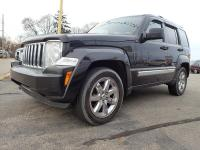 Options:  2008 Jeep Liberty Limited 4X4 4Dr