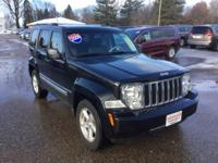 Options:  2008 Jeep Liberty Limited Edition|Local Trade