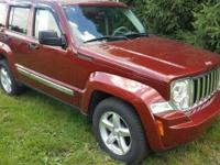 2008 Jeep Liberty Limited. Serving the Greencastle,