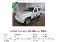 2008 Jeep Liberty Limited Limited Edition SUV Bright