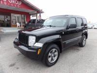 Options:  2008 Jeep Liberty Visit Auto Group Leasing