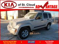 Options:  2008 Jeep Liberty Sport|4X4 Sport 4Dr