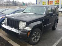 We are excited to offer this 2008 Jeep Liberty. Drive
