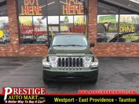 Includes a CARFAX buyback guarantee* This Liberty has