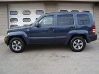 Options Included: CARFAX GUARANTEED!! 2008 JEEP LIBERTY