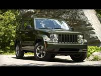 Hyundai of Longview presents this 2008 JEEP LIBERTY RWD