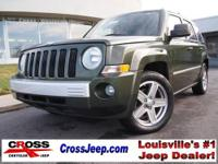 One Owner Local Jeep Trade! Sold Here NEW! LIMITED!