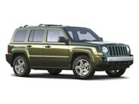 Body Style: SUV Engine: Exterior Color: Jeep Green