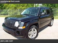 2008 Jeep Patriot Our Location is: AutoNation Ford