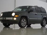 2008 Jeep Patriot Limited in Jeep Green Metallic