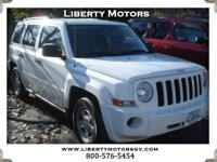 Options:  2008 Jeep Patriot 2 Previous Owners. Ca