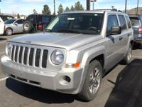 Look at this 2008 Jeep Patriot Sport. Its Variable