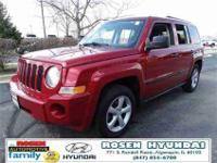 **HARD TO FIND** 2008 Jeep Patriot Sport with only