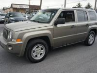 2008 Jeep Patriot Sport Utility Sport Our Location is: