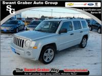 2008 Jeep Patriot Limited IS LOADED with Features: