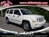 Check out this Super Clean Jeep Patriot! This Versatile