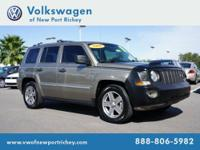 2008 JEEP Patriot SUV FWD 4dr Limited Our Location is: