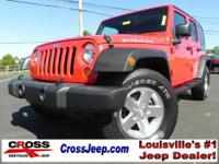 One Owner! UNLIMITED 4 Door RUBICON!! DUAL TOP!! 3