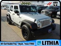 2008 Jeep Wrangler 4dr 4x2 Unlimited X Unlimited X Our