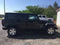 RUBICON,4X4,Hard Top,Tilt Wheel,Power Window, Power