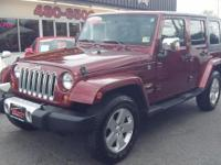 Check out this sharp 2008 Jeep Wrangler Unlimited