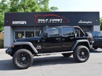 2008 Jeep Wrangler Unlimited now available at Gulf