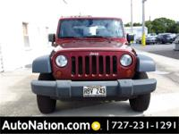 2008 Jeep Wrangler Our Location is: AutoNation